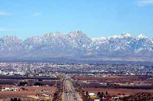 Las Cruces, New Mexico: City in New Mexico, United States