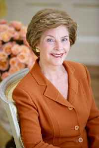 Laura Bush: First Lady of the United States from 2001 to 2009