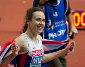 Laura Muir: British middle distance runner