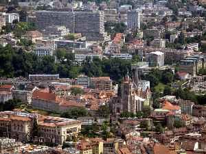 Lausanne: Capital city of the canton of Vaud, Switzerland