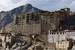 Leh: City in Ladakh, India