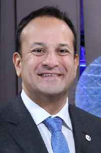 Leo Varadkar: Irish politician; Taoiseach (Prime Minister) of Ireland, current Minister for Defence, and leader of the Fine Gael party