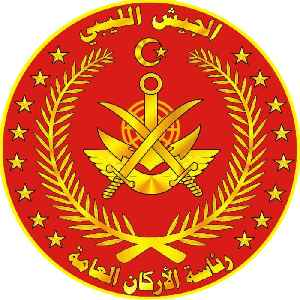 Libyan National Army: Combined military forces of Libya