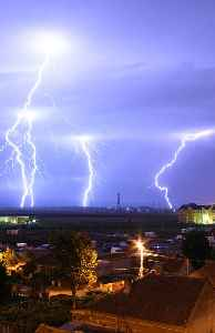Lightning: Atmospheric discharge of electricity
