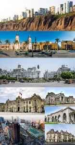 Lima: Capital city in Peru