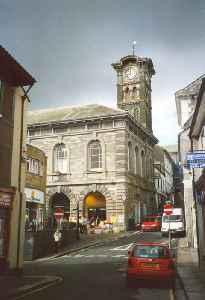 Liskeard: Human settlement in England