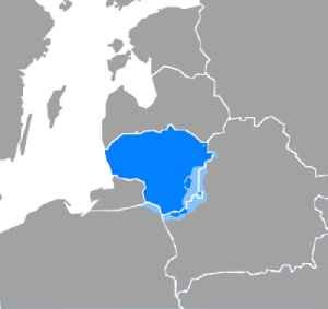 Lithuanian language: Language spoken in Lithuania