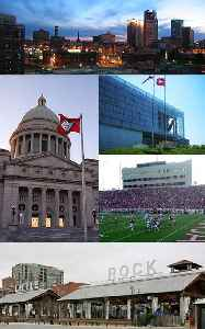 Little Rock, Arkansas: Capital of Arkansas