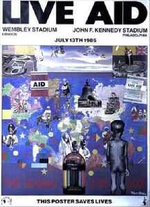 Live Aid: 1985 benefit concert