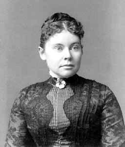 Lizzie Borden: Murder trial defendant