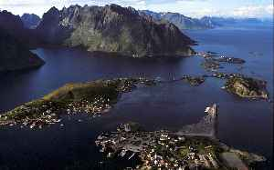 Lofoten: Archipelago and traditional district in Nordland county, Norway