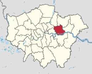 London Borough of Newham: London borough in United Kingdom