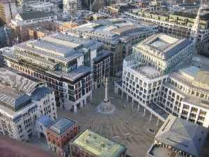 London Stock Exchange: Stock exchange in the City of London