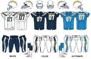 Los Angeles Chargers: National Football League franchise in Los Angeles, California