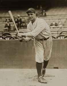 Lou Gehrig: American baseball player