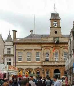 Loughborough Town Hall: Loughborough