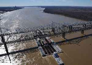 Lower Mississippi River: River in the United States of America