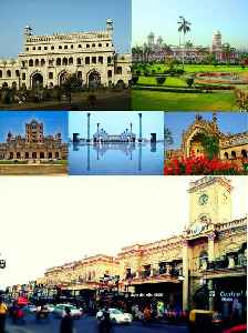 Lucknow: Metropolis in Uttar Pradesh, India
