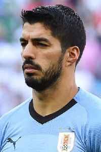 Luis Suárez: Uruguayan association football player