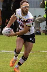 Luke Gale: English rugby league footballer