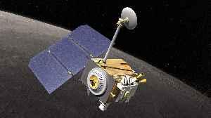 Lunar Reconnaissance Orbiter: NASA robotic spacecraft orbiting the Moon
