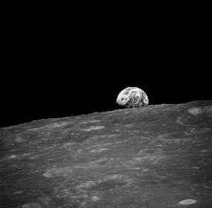 Lunar orbit: Orbit of an object around the Moon