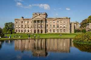 Lyme Park: Grade I listed historic house museum in Cheshire East, United Kingdom