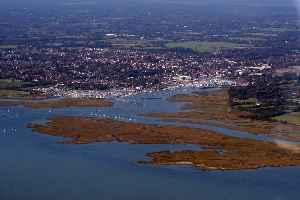 Lymington: Human settlement in England