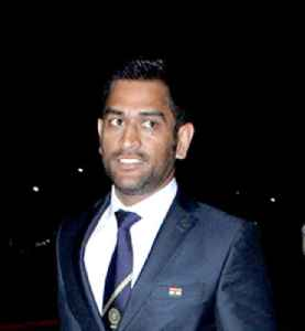 MS Dhoni: Indian cricket player