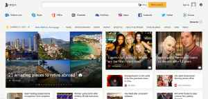 MSN: Collection of Internet sites