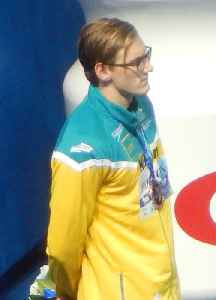 Mack Horton: Australian freestyle swimmer