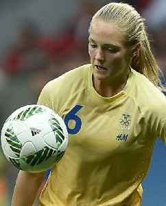 Magdalena Eriksson: Association football player