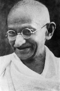 Mahatma Gandhi: Pre-eminent leader of Indian nationalism during British-ruled India