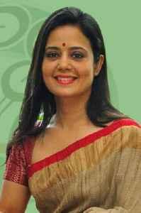 Mahua Moitra: Indian politician