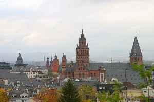 Mainz: Place in Rhineland-Palatinate, Germany