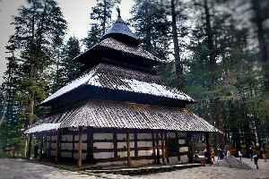 Manali, Himachal Pradesh: Town in Himachal Pradesh, India