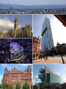 Manchester: City and metropolitan borough in England