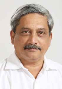 Manohar Parrikar: Indian politician