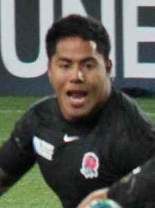 Manu Tuilagi: English rugby union player