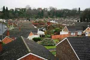 Mapperley: Area in Nottingham, UK