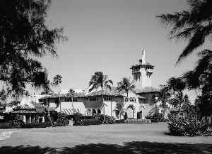 Mar-a-Lago: Resort and historic place in Palm Beach, Florida, US