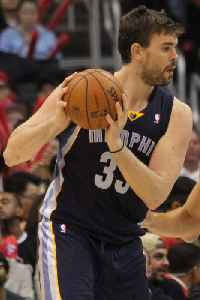 Marc Gasol: Spanish basketball player