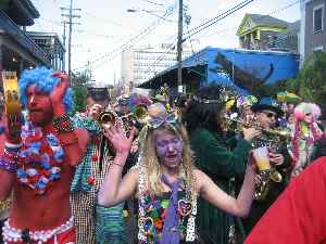 Mardi Gras: Holiday on the day before Ash Wednesday