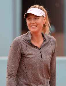 Maria Sharapova: Retired Russian tennis player