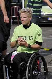 Marieke Vervoort: Belgian Paralympic athlete