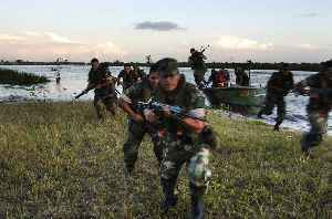 Marines: Military service branch specialized in amphibious warfare