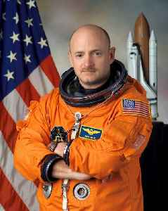 Mark Kelly: American astronaut and engineer