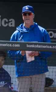 Mark McGwire: American baseball player and coach