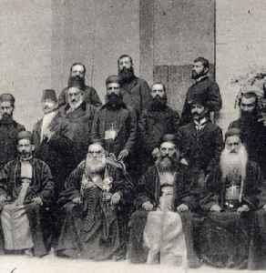 Maronites: Religious group in Levant