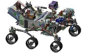 Mars 2020: A 2020 astrobiology Mars rover mission by NASA